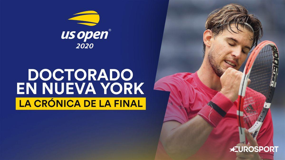 Dominic Thiem (US Open 2020)