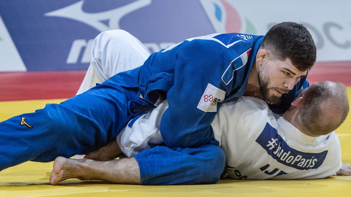 Cyrille Maret (France) - Judo