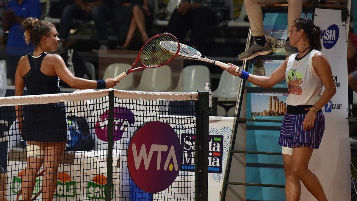 WTA-toernooi Palermo markeert officiële rentree tennissport