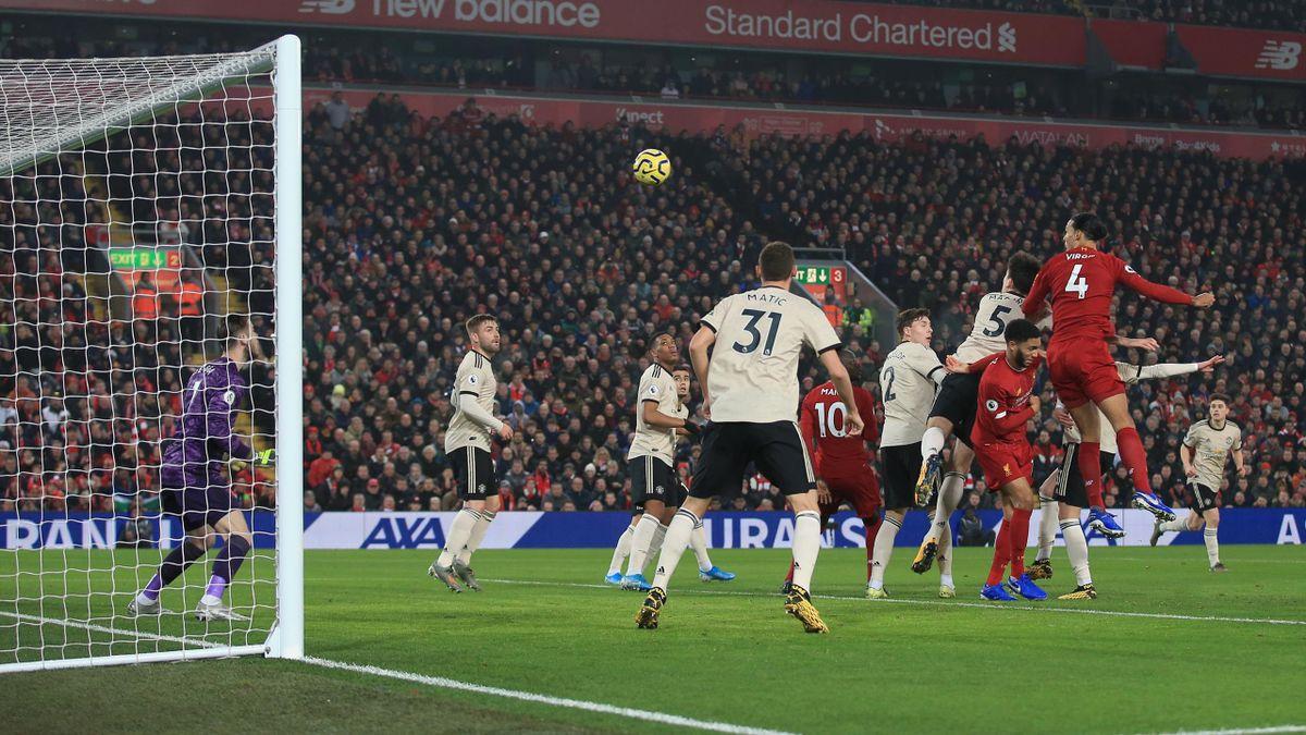 Virgil van Dijk (Liverpool-Manchester United)
