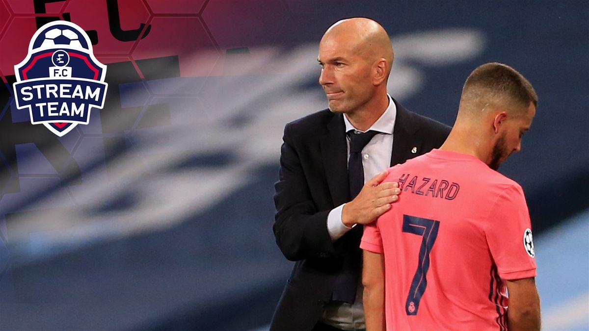 Zidane - Hazard