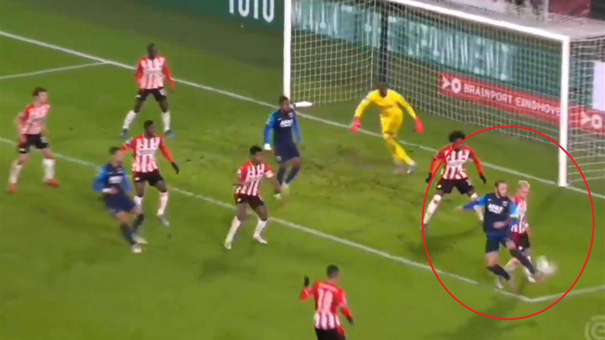 Teun Koopmeiners, gol spectaculos în PSV - AZ Alkmaar