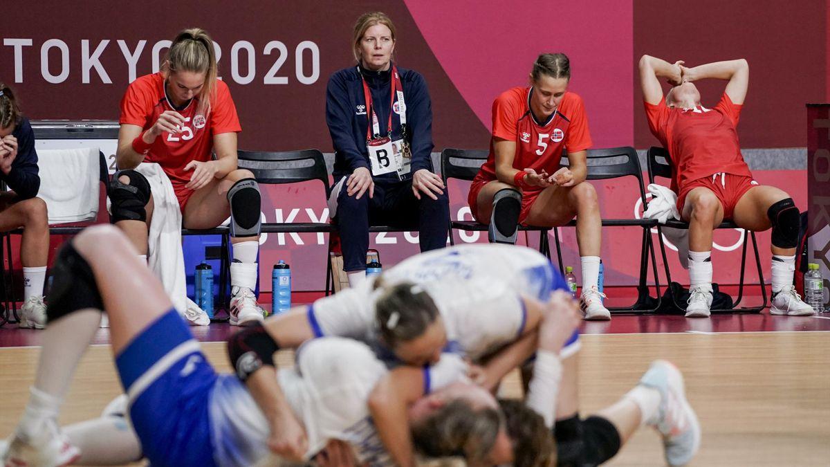 Norge fortviler etter tapet
