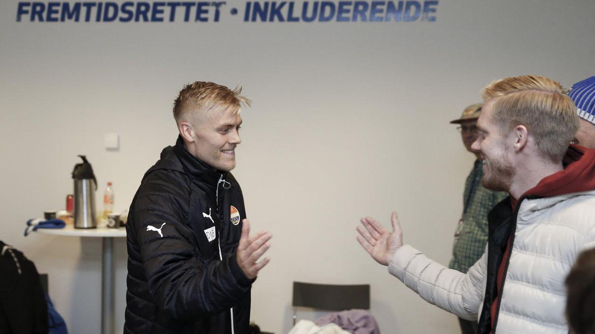 Eirik Ulland Andersen og Andreas Ulland Andersen