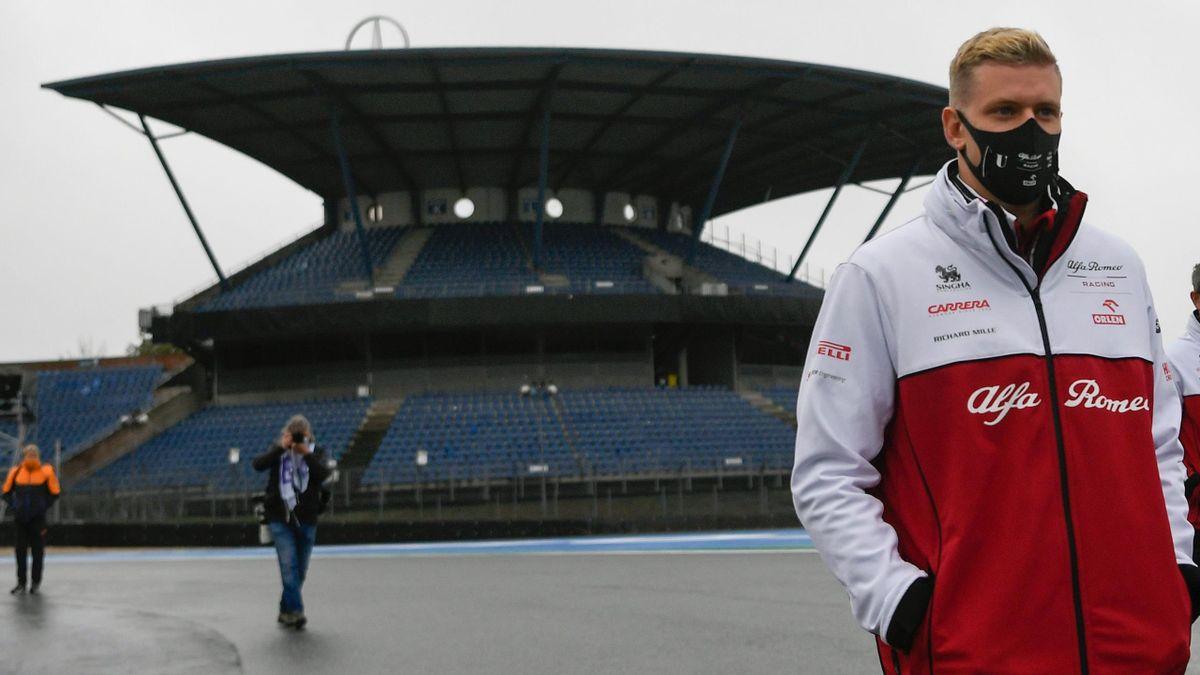 Mick Schumacher am Nürburgring 2020