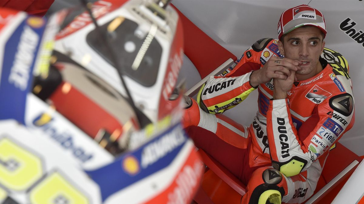 Andrea Iannone (Ducati Team) - GP of Argentine 2016
