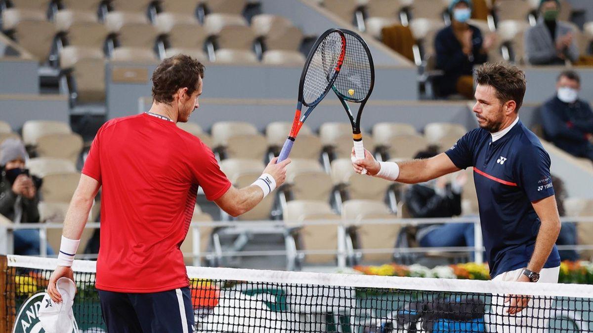 Stan Wawrinka & Andy Murray