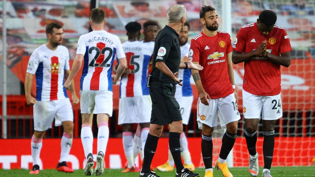 Fosu-Mensah, în United - Palace 1-3