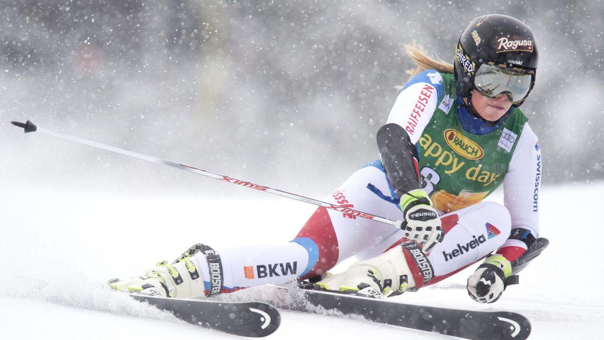 Lara Gut of Switzerland