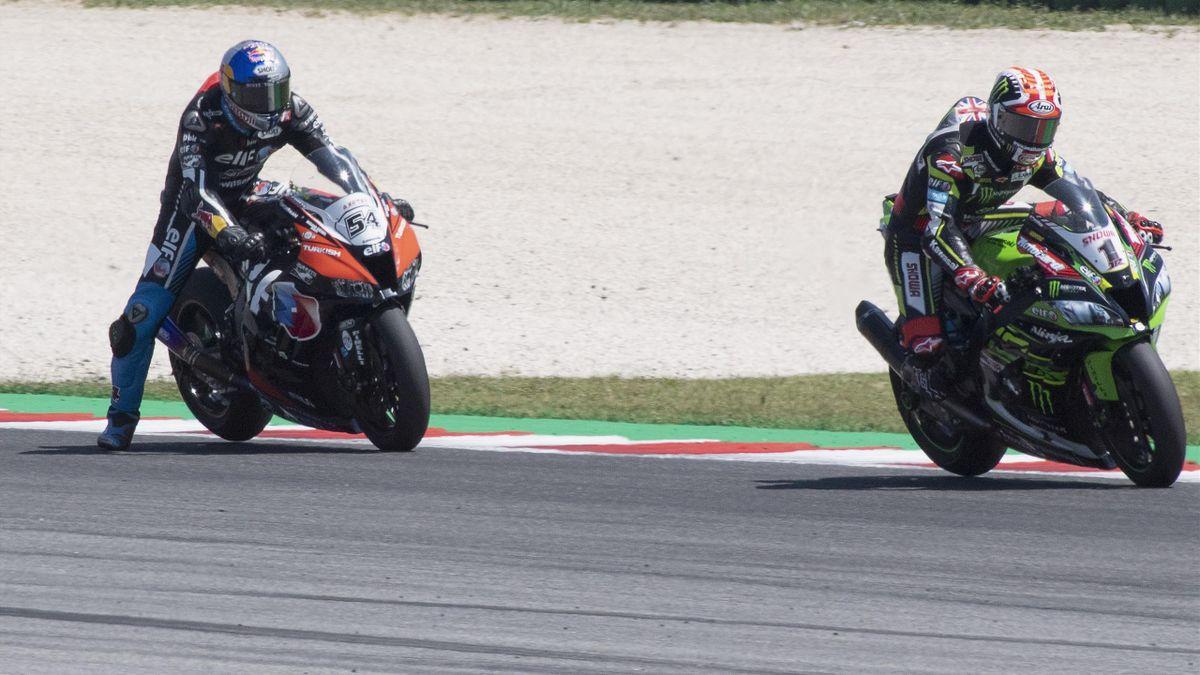 Jonathan Rea vs Toprak Razgatlioglu | FIM Superbike | ESP Player Feature