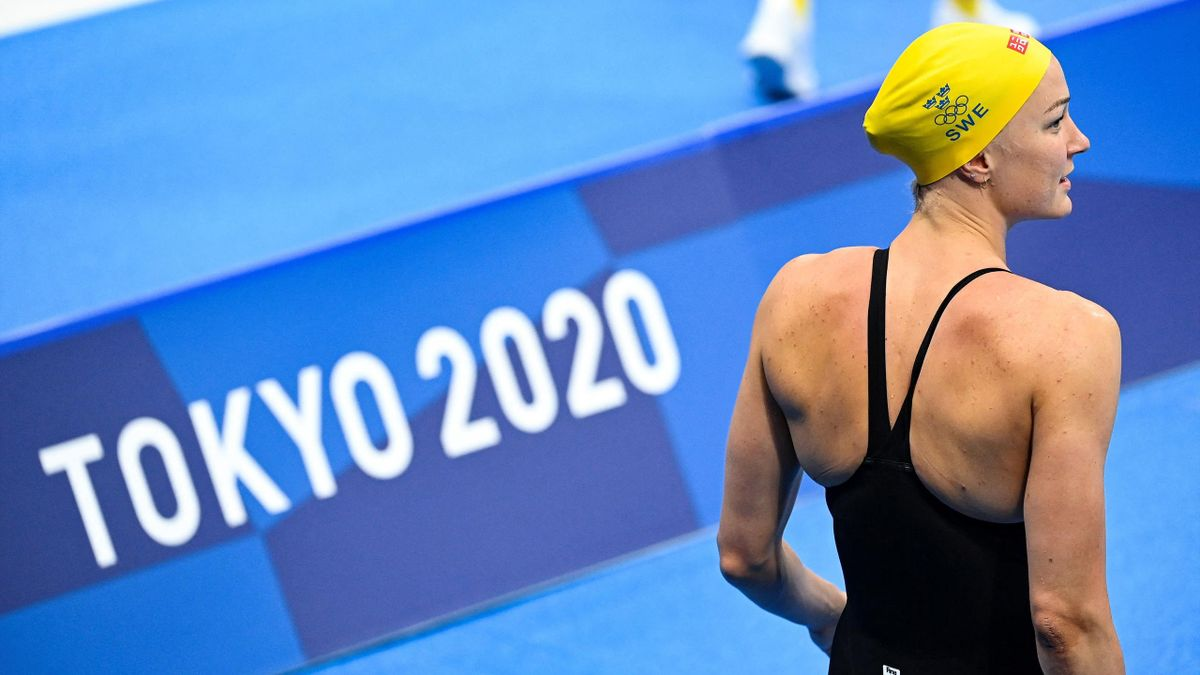 Sarah Sjöström will be fit for the olympics