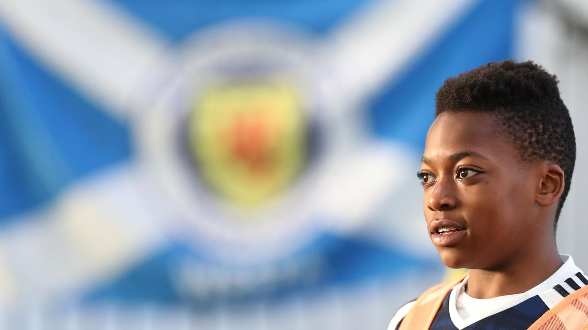 Karamoko Dembele in 2016