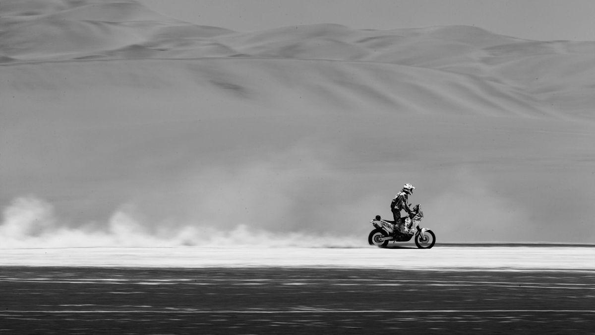 Trauer bei der Rallye Dakar um Pierre Cherpin