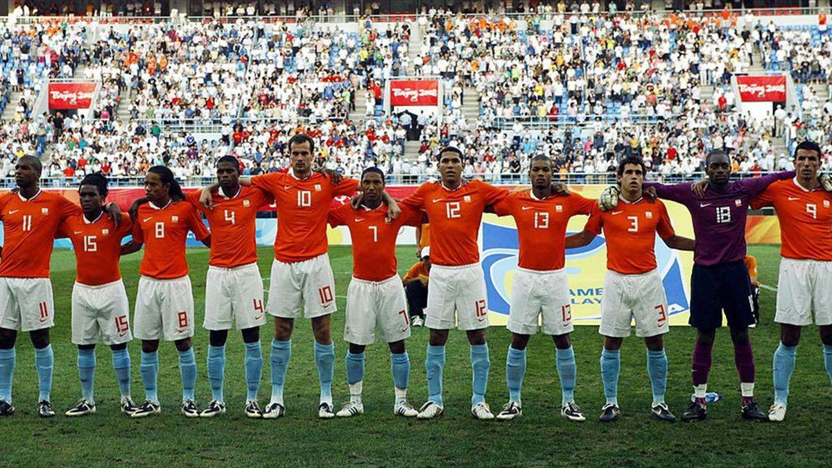 De Oranje selectie van 2008
