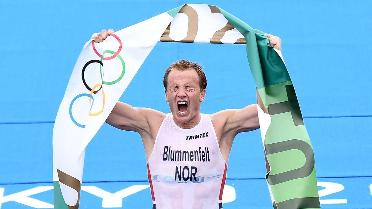 Kristian Blummenfelt.