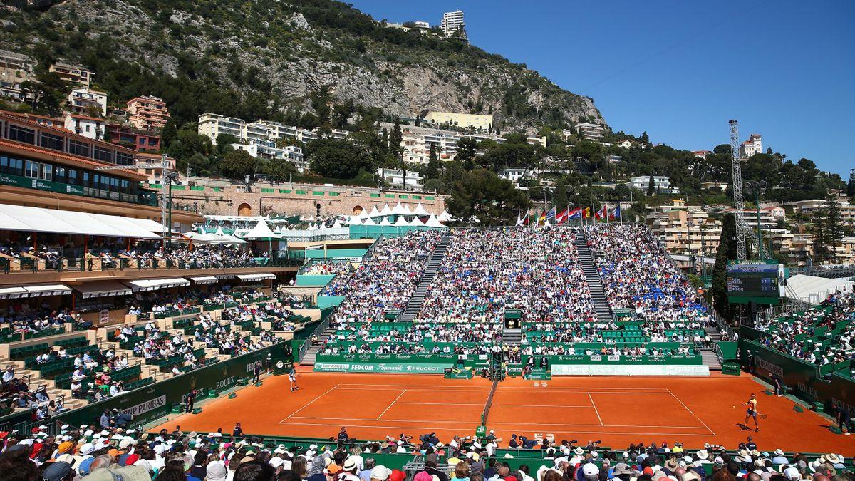 Plus Belle La Vue Nadal Ocre Roquebrune Monte Carlo Reste Un Vieil Incontournable Eurosport