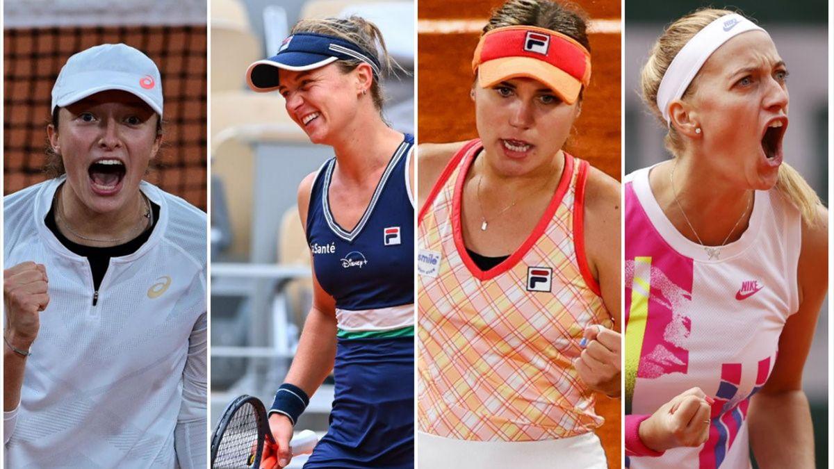 Roland Garros 2020: semifinalele feminine