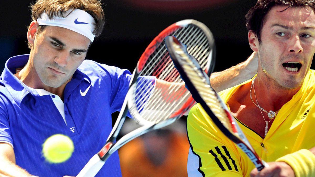 #ReveniriDeLegendă Safin - Federer Australian Open 2005