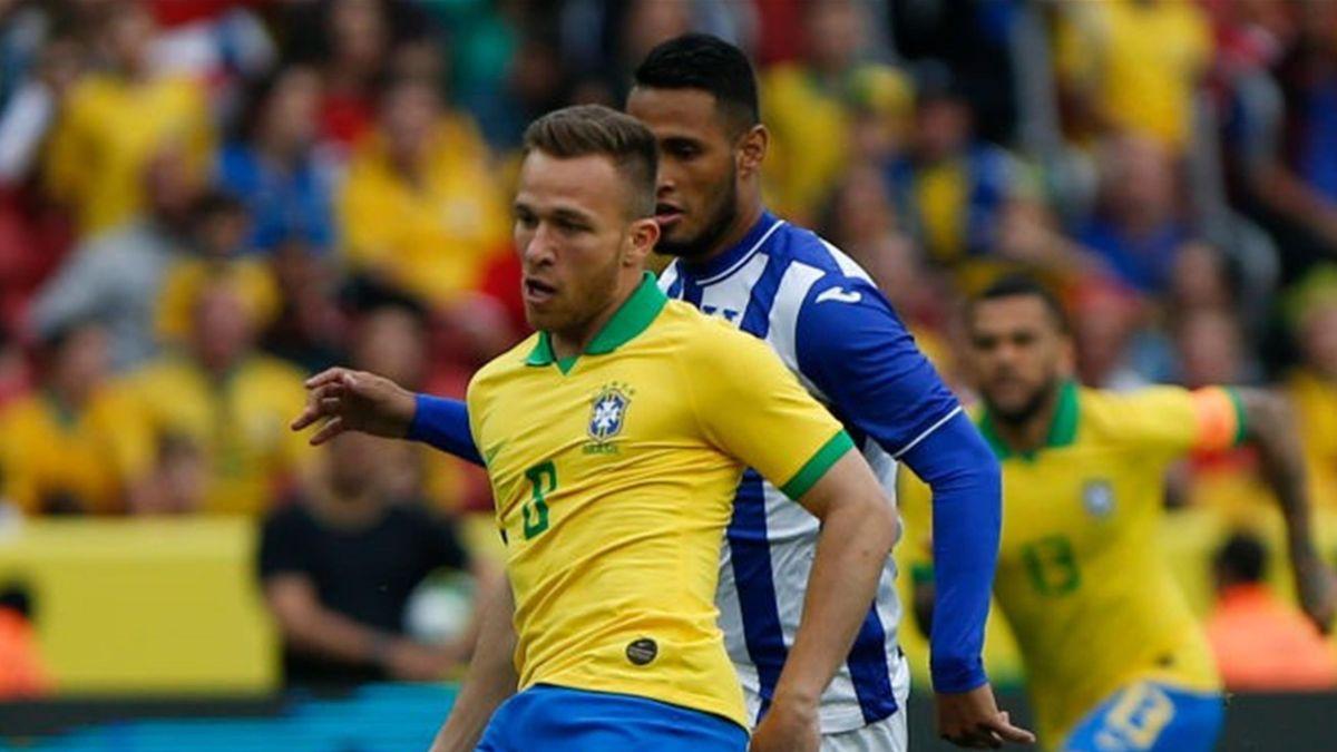 Arthur - Brazil