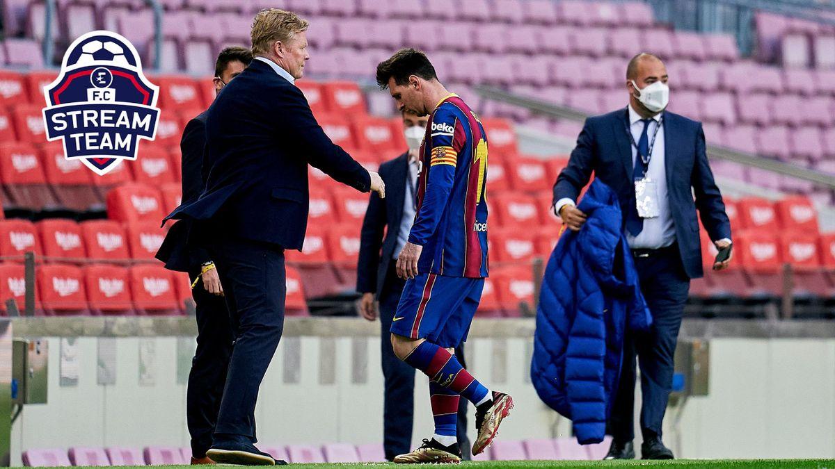 Reverra-t-on Messi sous le maillot du Barça ?