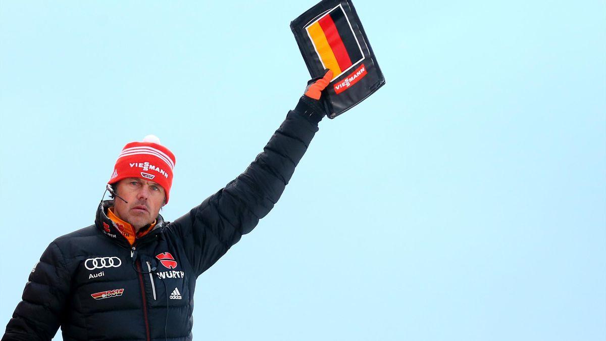 Andreas Bauer hört am Saisonende als Skisprung-Bundestrainer der Frauen auf