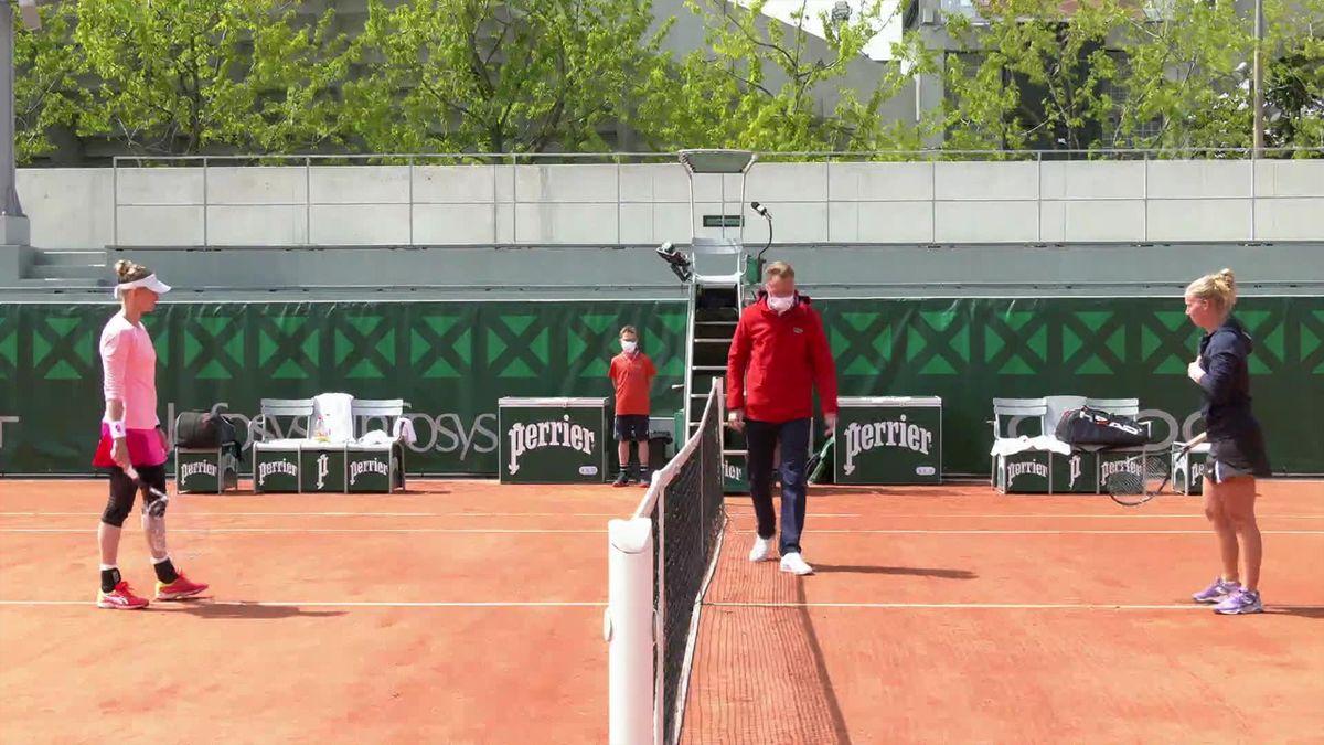 Hogenkamp beats Murray Sharan in French Open qualifier