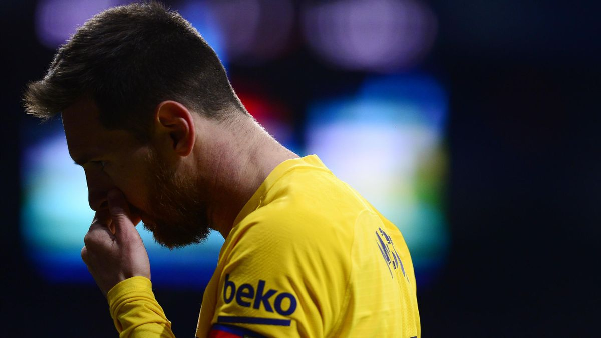 The Lionel Messi saga is continuing to spiral