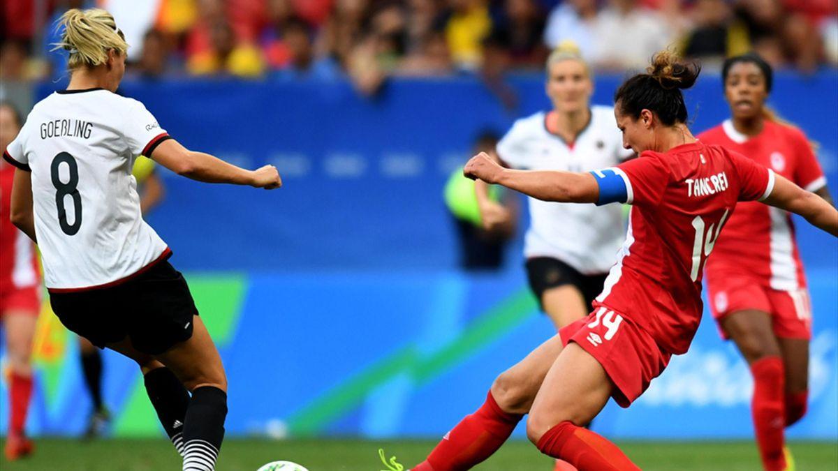 Olympia: Deutsche B-Elf verliert gegen Kanada