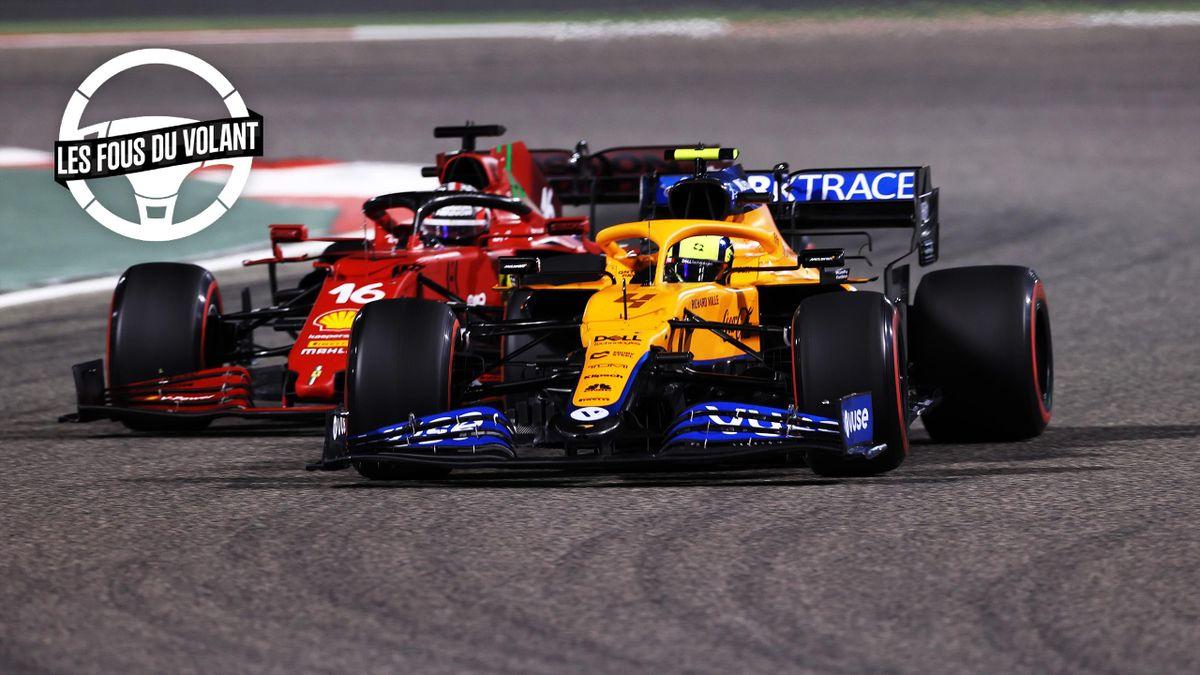 Norris, Leclerc, Pérez… Qui sera le 3e homme de la saison ?