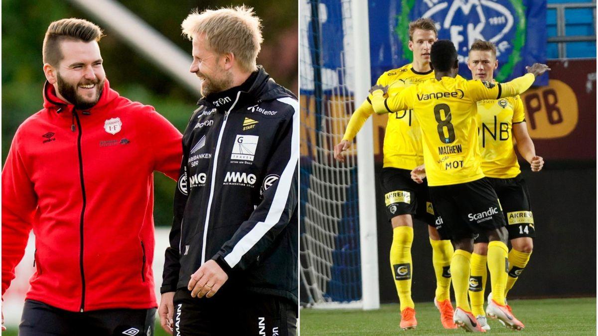 Ole Martin Nesselquist, Thomas Lehne Olsen