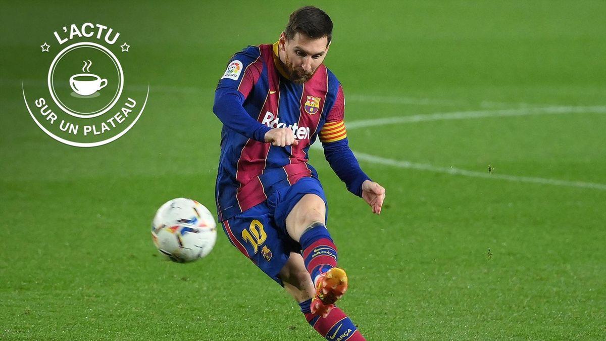 Messi et Griezmann en mode joailliers, LeBron en mode patron : l'actu sur un plateau