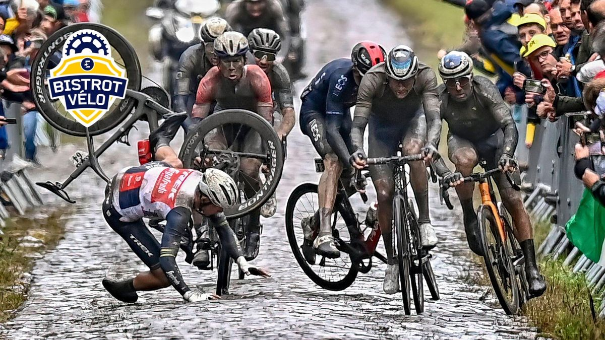 """Brunel rêve de """"gagner Roubaix"""" : """"Cette course peut tant te donner… et tant te reprendre"""""""