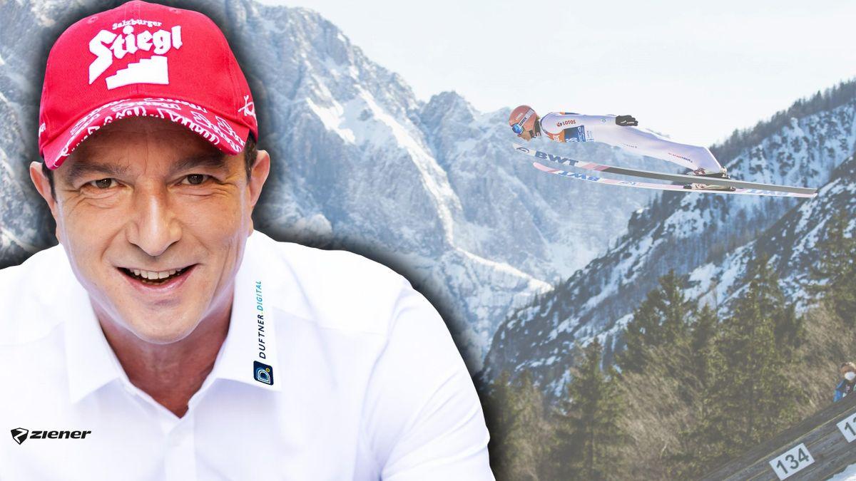 Alexander Pointner über das Skifliegen in Planica