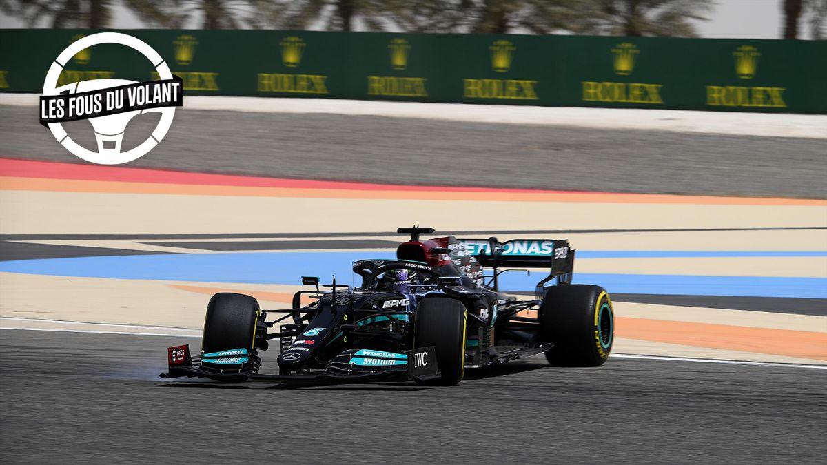 """""""La Mercedes ressemble à un vrai piège cette année"""""""
