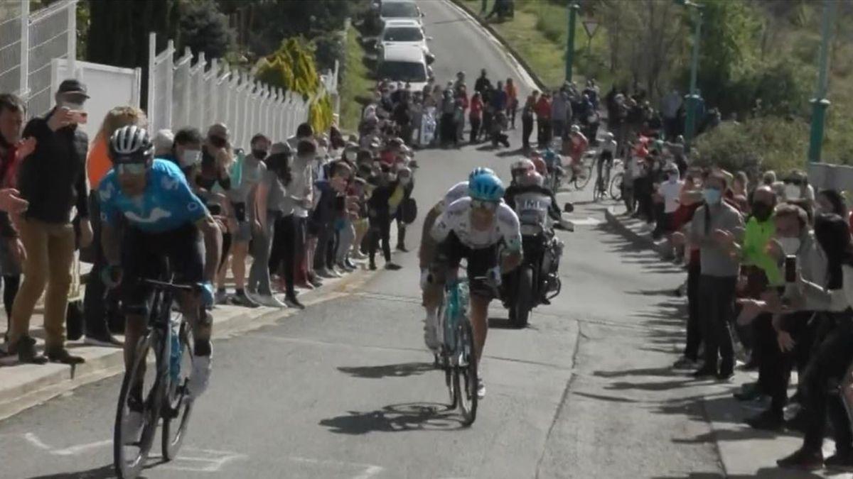 Unwiderstehlicher Antritt: Valverde zündet im Finale den Turbo
