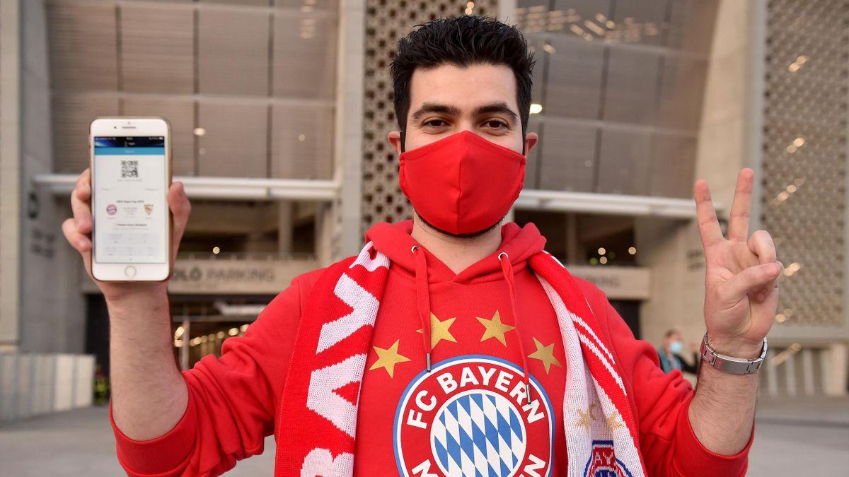 Beim FC Bayern gibt es künftig nur noch digitale Tickets
