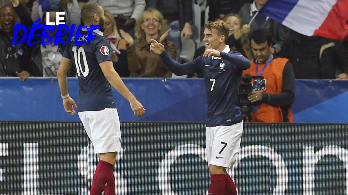 """Mbappé, Benzema, Griezmann ? """"Plus belle promesse de l'Euro, plus grand danger pour les Bleus"""""""