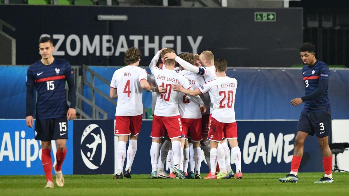 L'équipe de France Espoirs s'est inclinée devant le Danemark