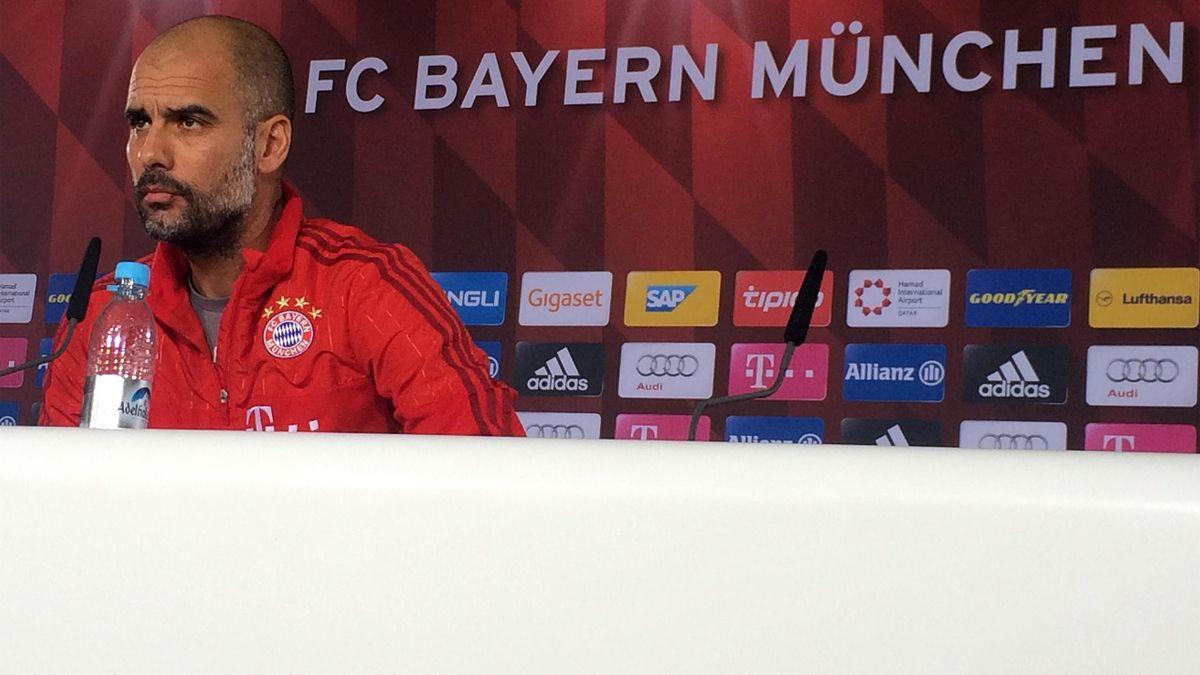 Pep Guardiola (Bayern München)