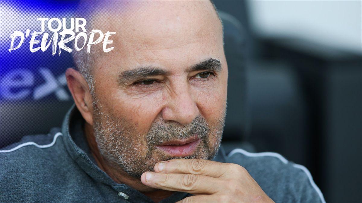 """""""Bielsa-dépendant"""" et sourires inexistants : Sampaoli, alléchant mais pas sans risque pour l'OM"""