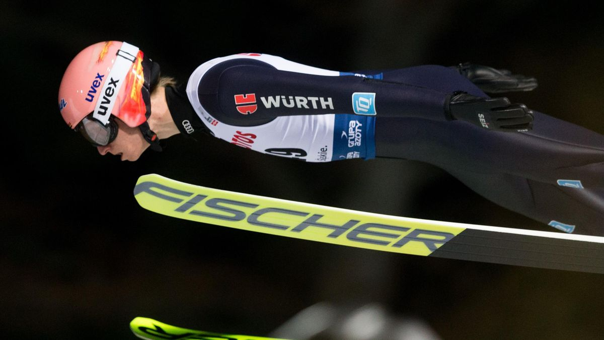 Karl Geiger   Ski Jumping   ESP Player Feature