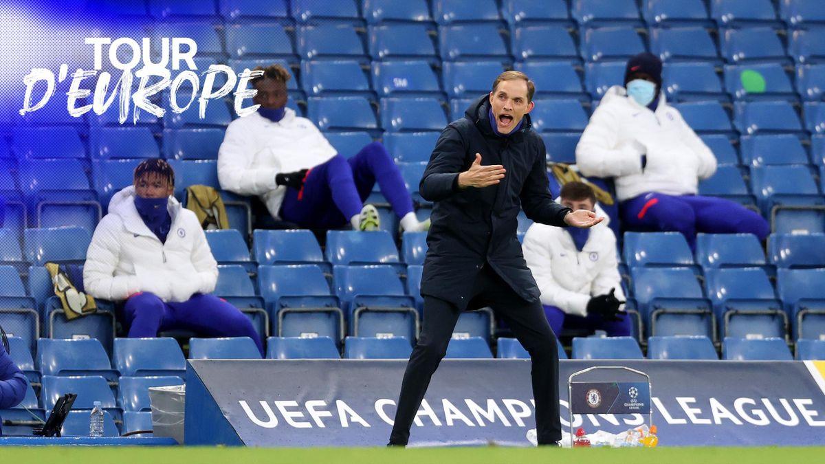 Comment Tuchel a métamorphosé Chelsea et pris au piège Zidane