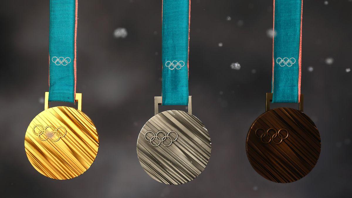 Medailles PyeongChang