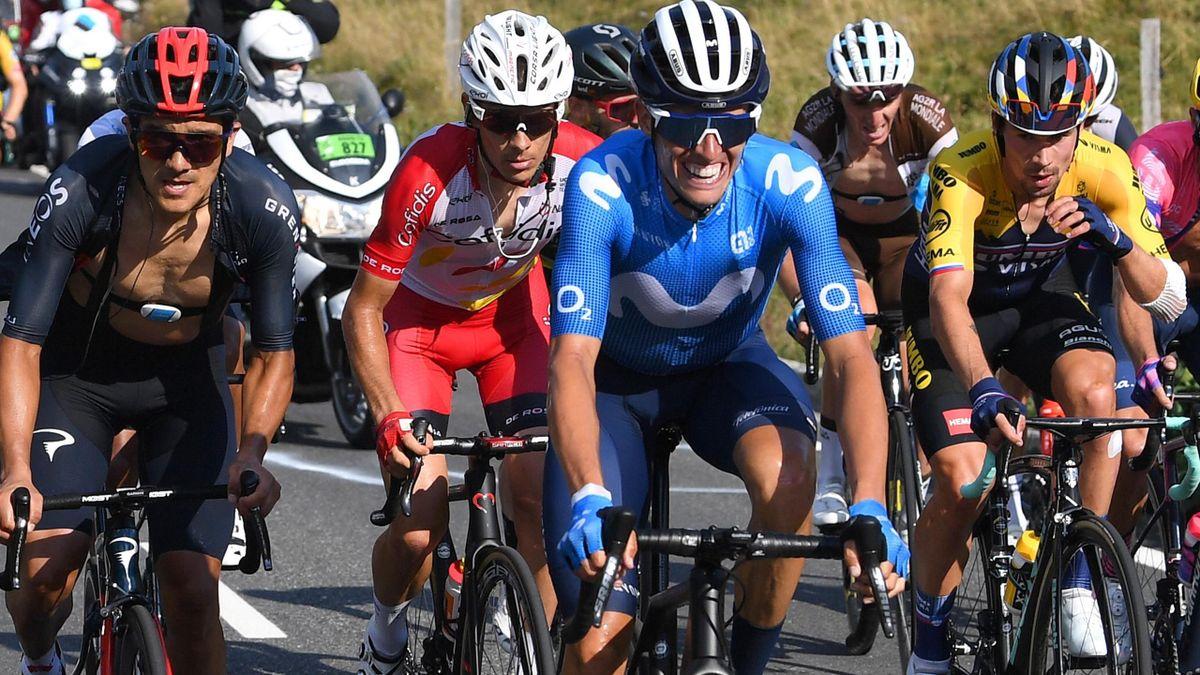 Carapaz, Mas, Roglic - drei der Favoriten für die Vuelta 2020
