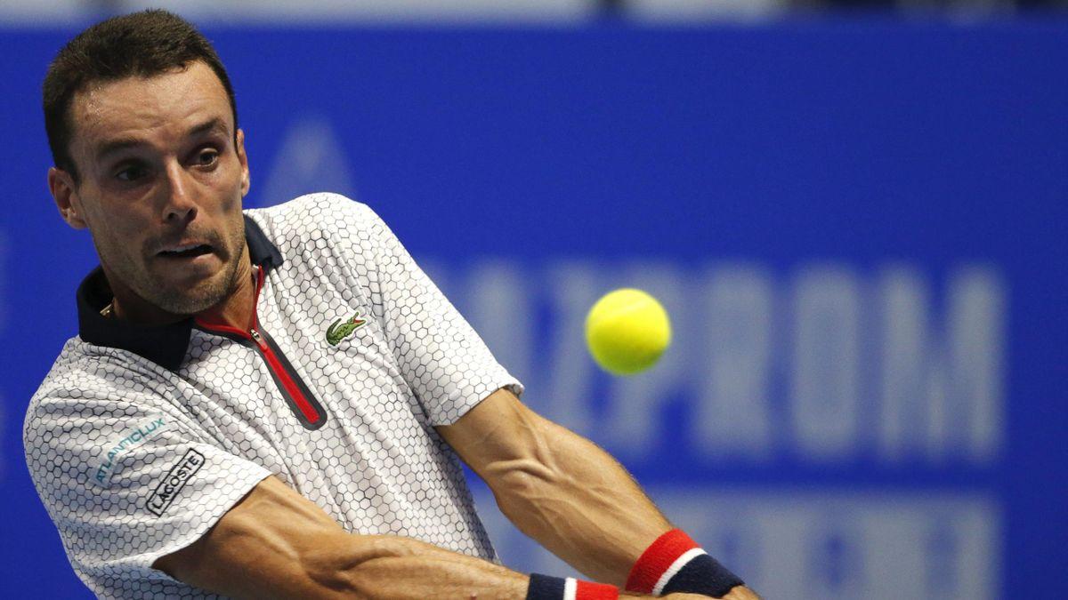 Roberto Bautista Agut, ATP San Petersburgo 2016