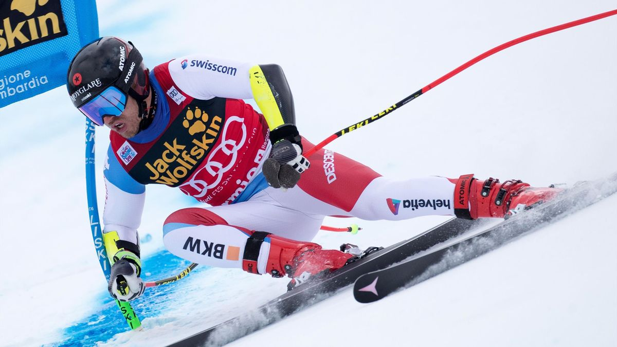 Mauro Caviezel | Alpine Skiing Super G | ESP Player Feature