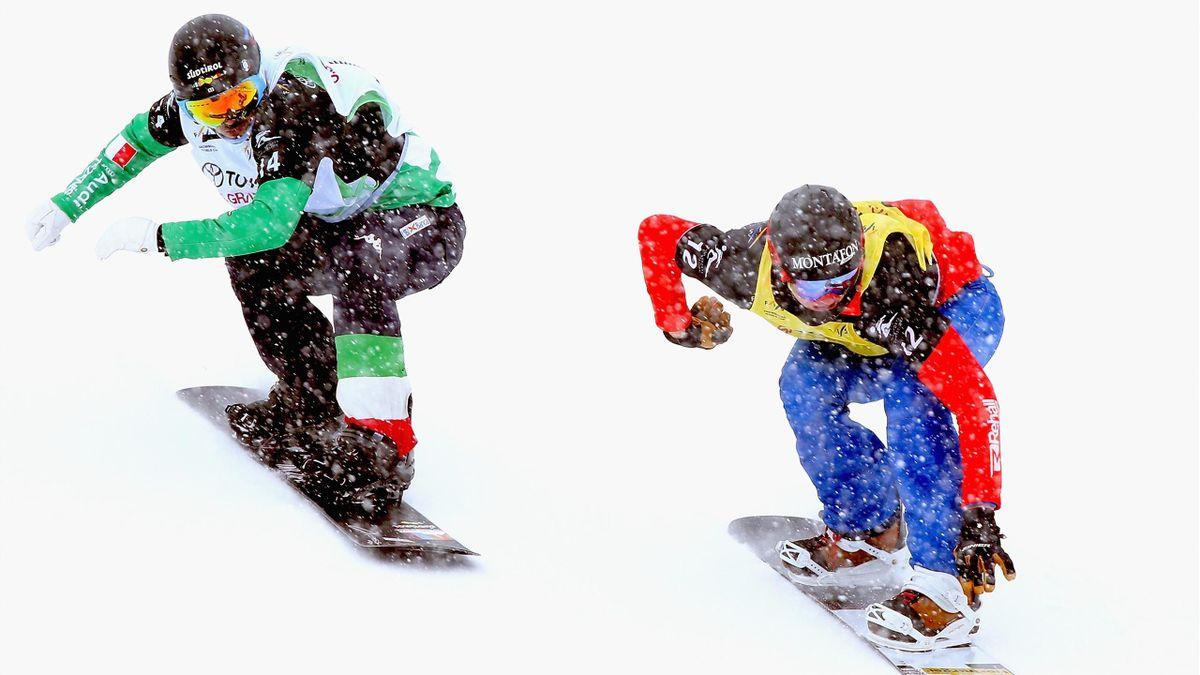 Snowboardcross 2017, Omar Visintin