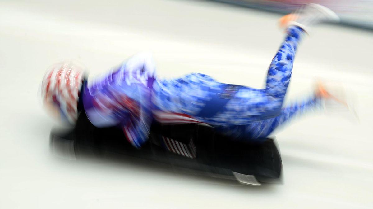 Kathryn Tannenbaum darf nicht in Pyeongchang starten