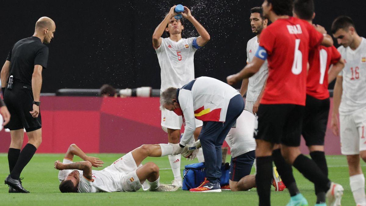 Fútbol, resumen del Egipto-España: La Roja tropieza con la primera piedra
