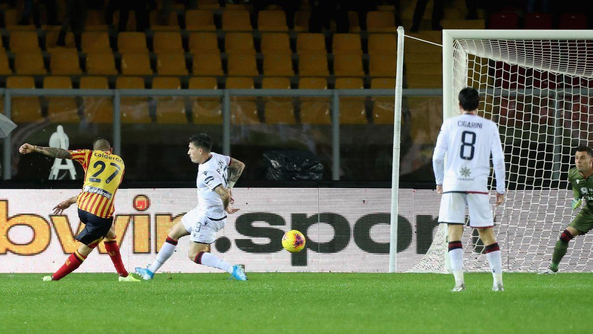 Cagliari Lecce Probabili Formazioni E Statistiche Eurosport